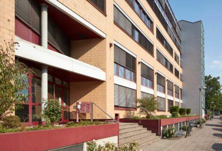Bürogebäude Karlsruhe