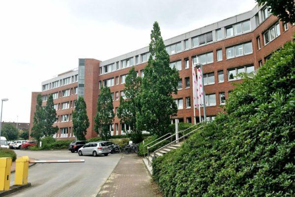 Bürogebäude Kiel
