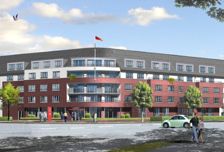 DOMICIL-Seniorenpflegeheim Hamburg-Jenfeld
