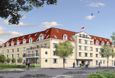 DOMICIL-Seniorenpflegeheim Hannover-Kleefeld