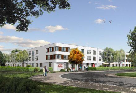 DOMICIL-Seniorenpflegeheim München-Schwabing