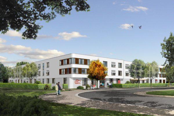 DOMICIL Seniorenimmobilie Am Ackermannborgen München-Schwabing