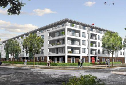 DOMICIL-Seniorenpflegeheim Amendestraße Berlin-Reinickendorf