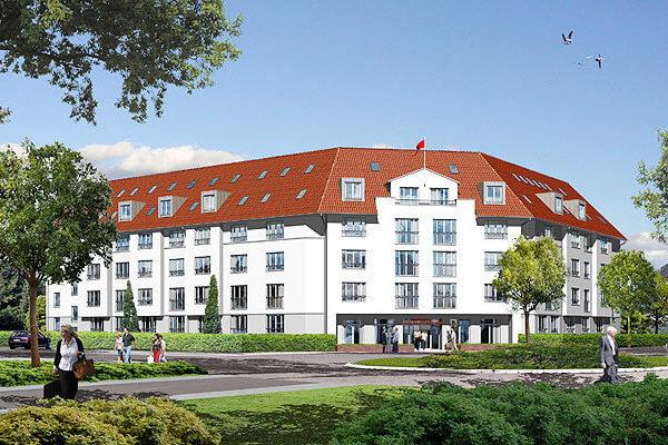 DOMICIL Seniorenimmobilie Brauereistraße Worm