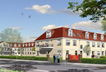DOMICIL-Seniorenpflegeheim Lichterfelde West Berlin-Lichterfelde