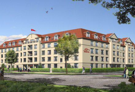 DOMICIL-Seniorenpflegeheim Frobenstraße Berlin-Lankwitz