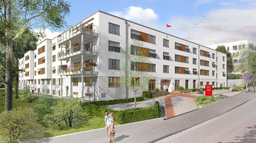 DOMICIL Seniorenimmobilie Hennebergstraße Schweinfurt