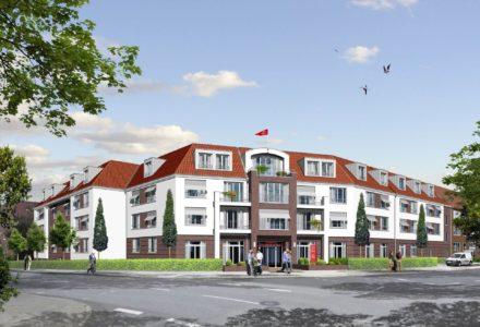 DOMICIL-Seniorenpflegeheim Hamburg-Billstedt