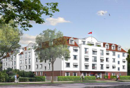 DOMICIL-Seniorenpflegeheim Küterstraße Berlin-Mariendorf