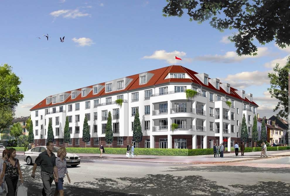 DOMICIL Seniorenimmobilie Ludwigshafen