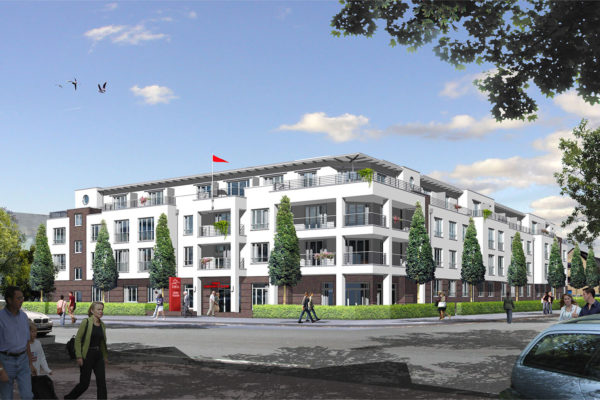 DOMICIL Seniorenimmobilie Neu-Isenburg