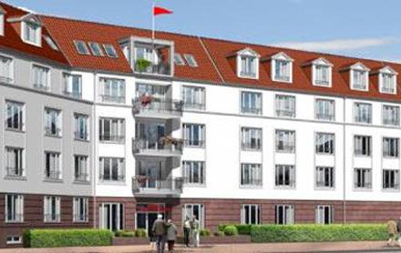 DOMICIL-Seniorenpflegeheim Hannover-Nikolaiviertel