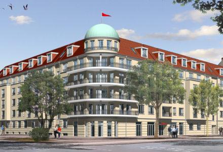 DOMICIL-Seniorenpflegeheim Rehberge Berlin-Wedding