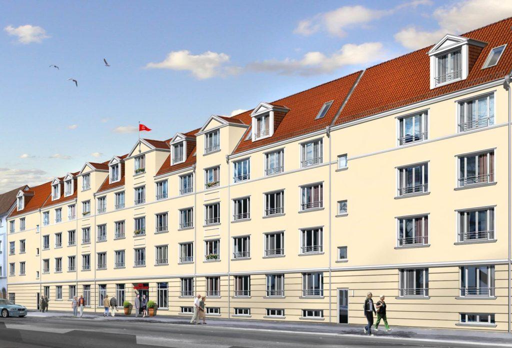 DOMICIL Seniorenimmobilie Theresienstraße Schweinfurt