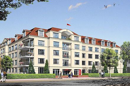 DOMICIL-Seniorenpflegeheim Offenbach