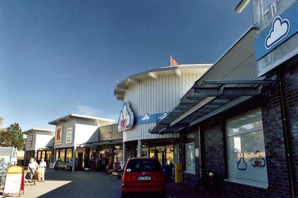 Einkaufs- und Gemeindezentrum Reppenstedt