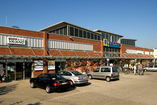 Einkaufszentrum Korschenbroich
