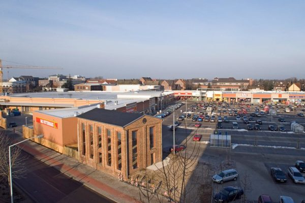 Einkaufszentrum Zuckerfabrik Lehrte