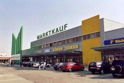 Fachmarktzentrum Mannheim