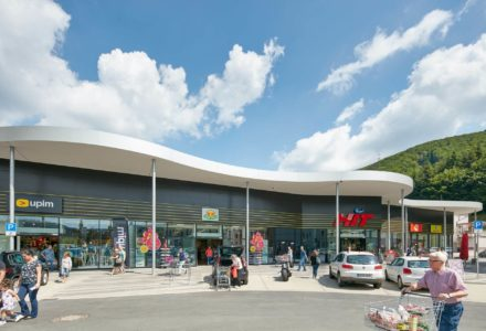 Fachmarktzentrum P-Center Plettenberg