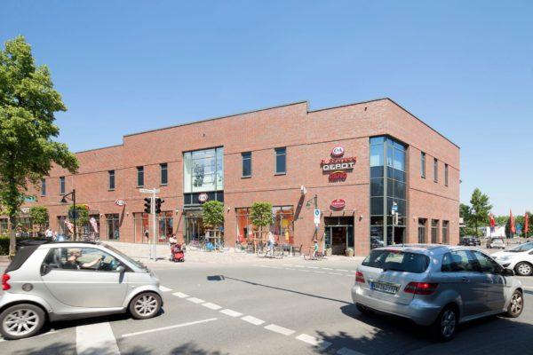 Geschäftshaus Ahlen