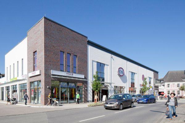 Geschäftszentrum Oelde