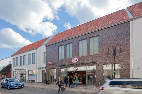 Geschäftszentrum Walsrode