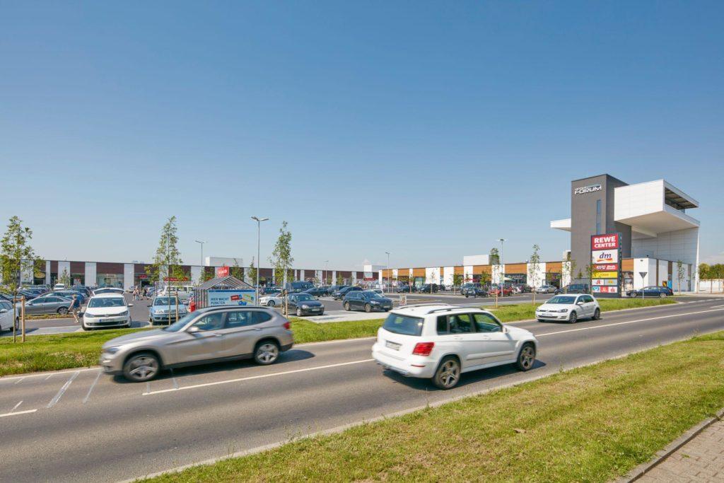 Einkaufszentrum Nidder Forum