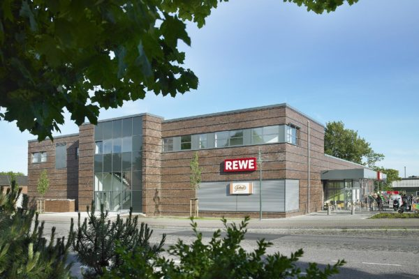Nahversorgungszentrum Büdelsdorf