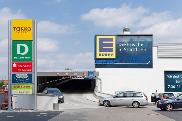 Nahversorgungszentrum Stadtlohn