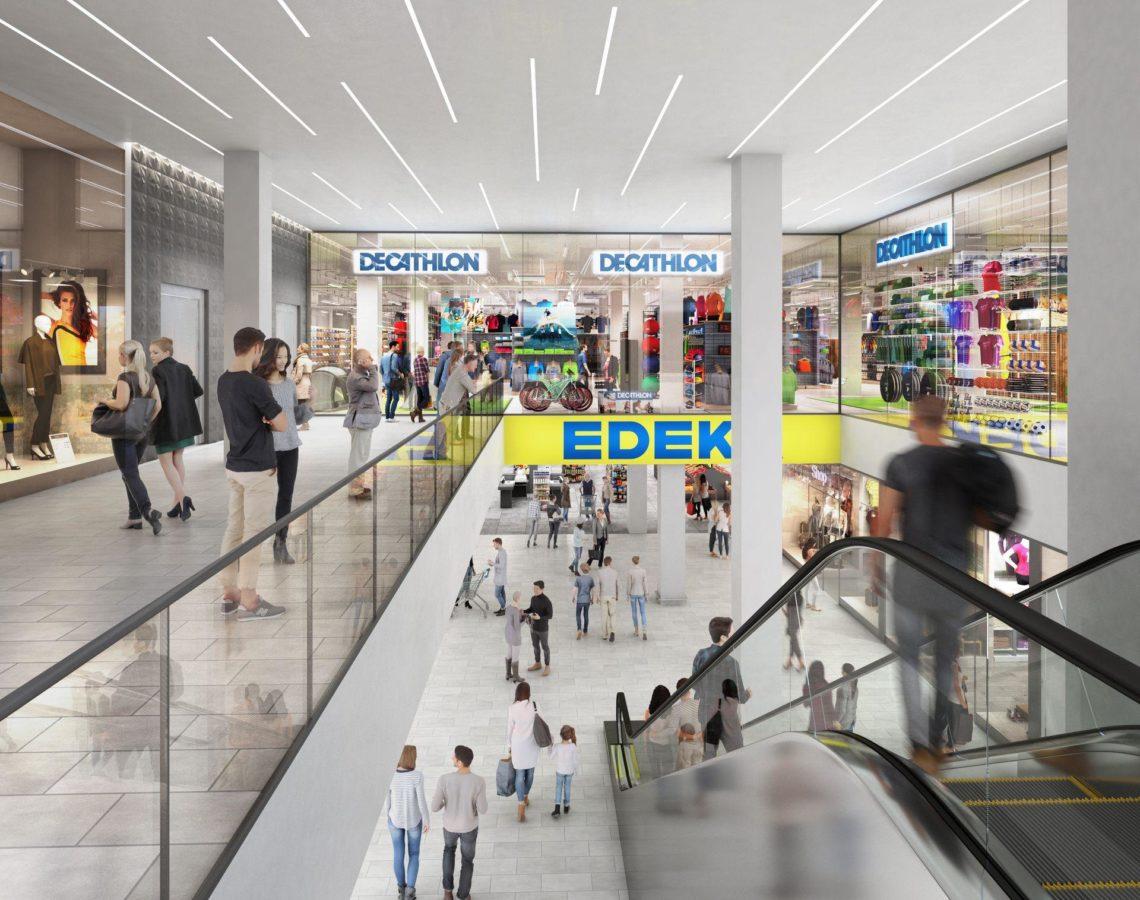 Krohnstieg Center Hamburg