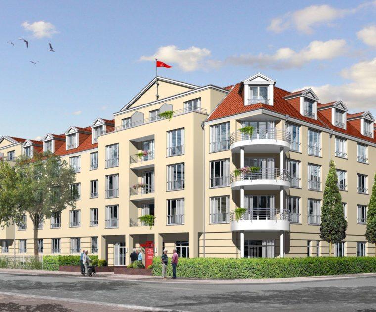 DOMICIL Seniorenimmobilie Frankfurt-Rödelheim