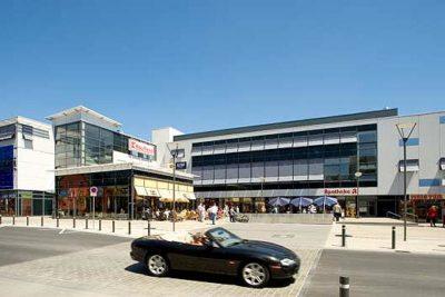 Einkaufszentrum Rathaus-Galerien Herten