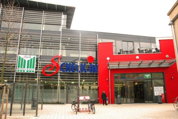 Seilwolff-Center Mannheim und Geschäftshaus Alte Seilerei