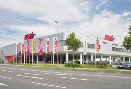 Fachmarktzentrum Heifeskamp Mülheim