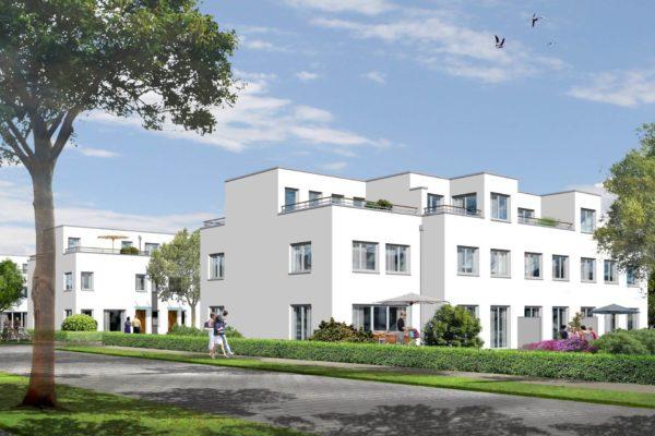 Wohnungsbauprojekt Prinzen-Quartier