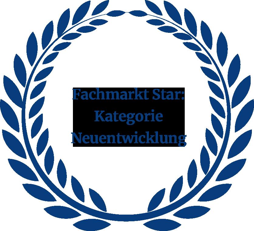 Auszeichnung Fachmarkt Star