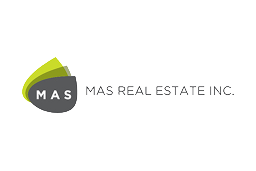 MAS REAL ESTATE INC Logo