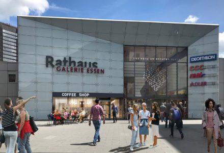 Rathaus-Galerie Essen