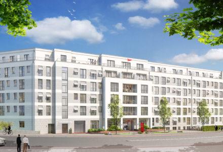 DOMICIL-Seniorenpflegeheim Memminger Straße